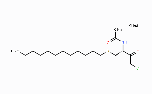 253589-60-5 | Ac-Cys(dodecyl)-chloromethylketone