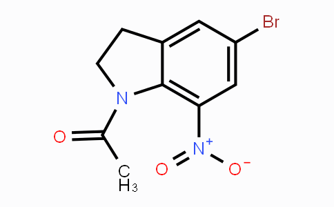 62368-07-4   1-Acetyl-5-bromo-7-nitro-2,3-dihydro-1H-indole