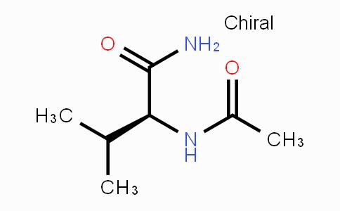 37933-88-3   Ac-Val-NH₂