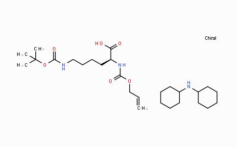 110637-53-1 | Aloc-Lys(Boc)-OH DCHA