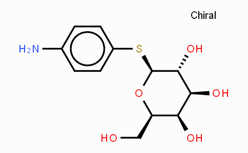 29558-05-2   4-Aminophenyl-1-thio-β-D-galactopyranoside