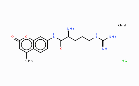 70274-89-4 | H-Arg-AMC hydrochloride salt