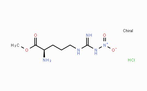 50912-92-0 | H-D-Arg(NO₂)-OMe HCl