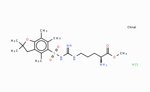 257288-19-0 | H-Arg(Pbf)-OMe HCl