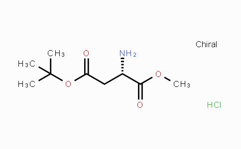 2673-19-0 | H-Asp(OtBu)-OMe HCl