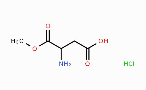 1835-52-5 | H-DL-Asp(OMe)-OH HCl