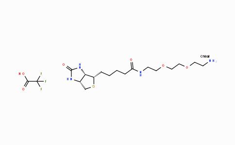 138529-46-1 | N-Biotinyl-3,6-dioxa-1,8-octanediamine trifluoroacetate salt