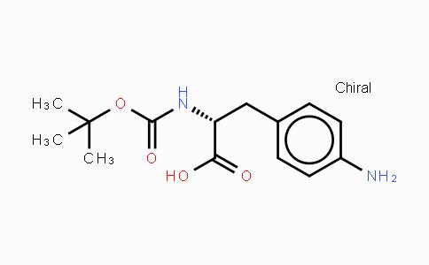 164332-89-2 | Boc-p-amino-D-Phe-OH