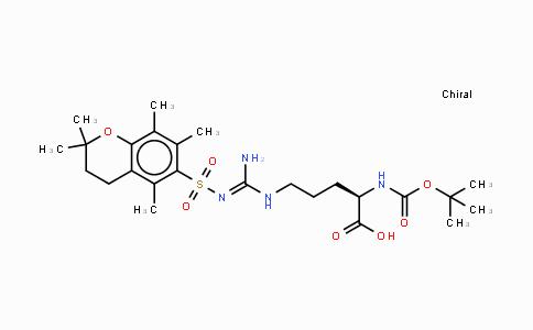 214630-02-1 | Boc-D-Arg(Pmc)-OH