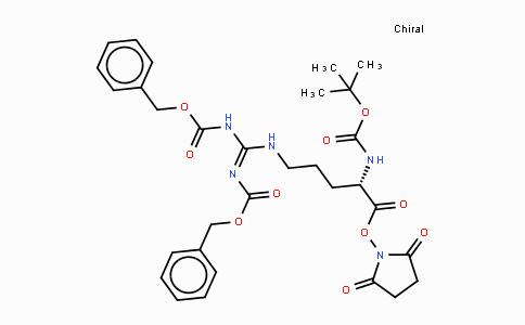 76052-29-4 | Boc-Arg(Z)₂-OSu