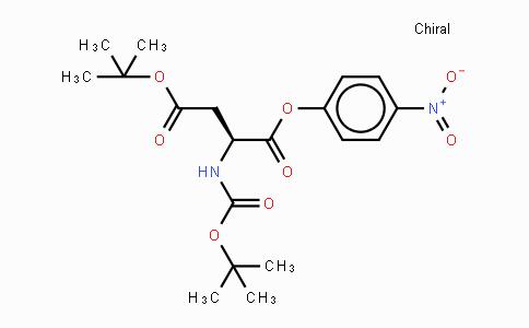 29365-05-7 | Boc-Asp(OtBu)-ONp