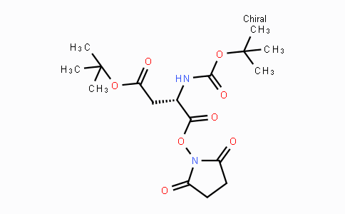 50715-50-9 | Boc-Asp(OtBu)-OSu