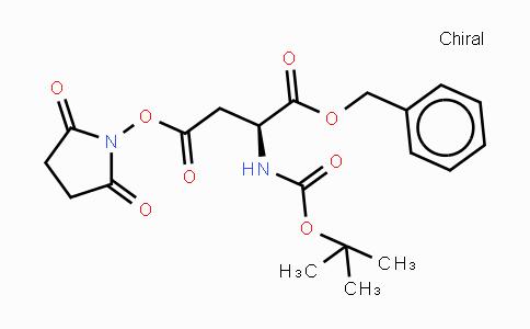 140171-25-1 | Boc-Asp(OSu)-OBzl