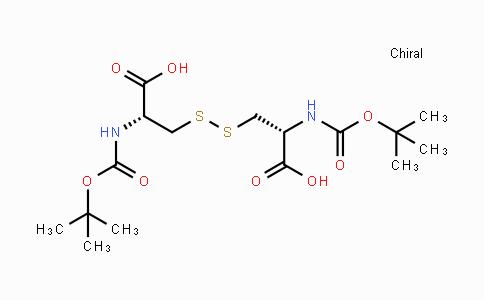 10389-65-8 | (Boc-Cys-OH)₂