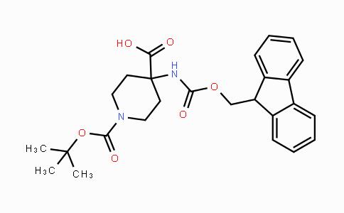 183673-66-7 | 1-Boc-4-(Fmoc-amino)-piperidine-4-carboxylic acid