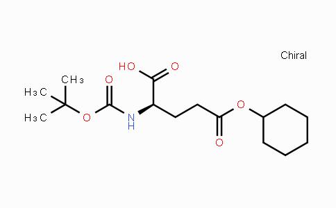 133464-27-4 | Boc-D-Glu(OcHex)-OH