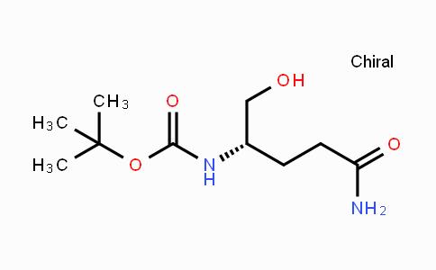 133565-42-1 | Boc-L-glutaminol