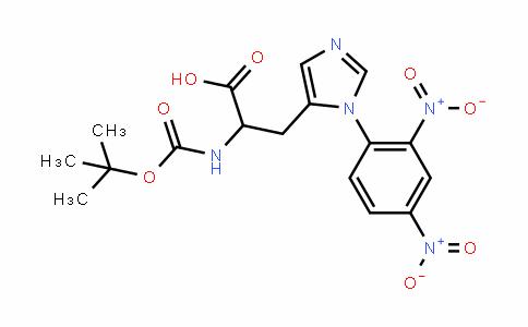 MC436518 | 204125-02-0 | Boc-D-His(Dnp)-OH isopropanol solvate