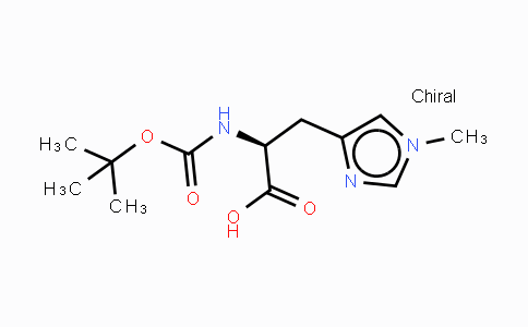 MC436519 | 61070-20-0 | N-BOC-N-IM-1-甲基-L-组氨酸