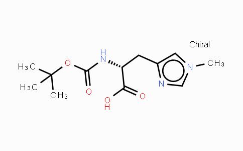 MC436520 | 200871-52-9 | N-α-t-丁氧基羰基-1-甲基-D-组氨酸
