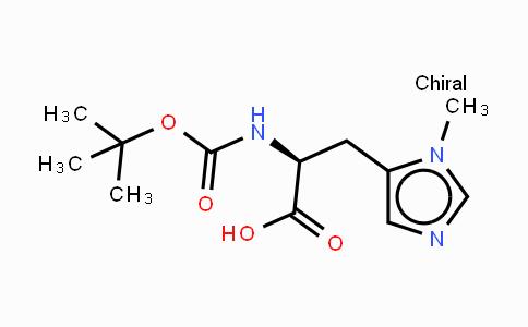 61070-22-2 | N-叔丁氧羰基-3-甲基-L-组氨酸