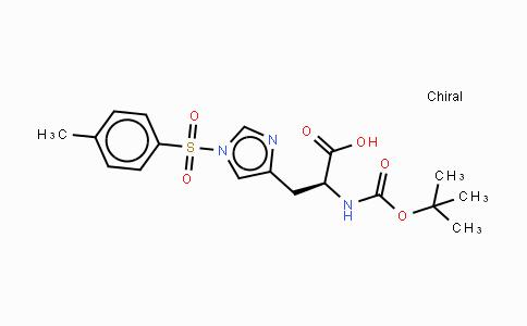 MC436524 | 35899-43-5 | Nα-(叔丁氧羰基)-τ-(对甲苯磺酰基)-L-组氨酸