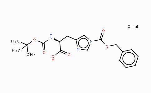 50305-43-6 | N-Boc-N'-Cbz-L-组氨酸