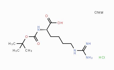 MC436527 | 128719-65-3 | Boc-Homoarg-OH HCl