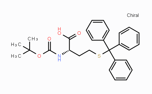 MC436532 | 201419-16-1 | Boc-Homocys(Trt)-OH