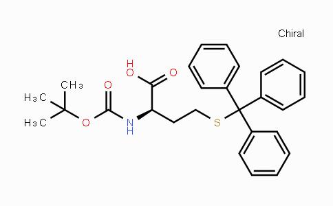 1301706-43-3 | Boc-D-Homocys(Trt)-OH