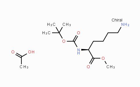 55757-60-3   Boc-Lys-OMe acetate salt