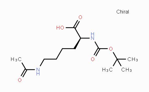 6404-26-8   Boc-Lys(Ac)-OH