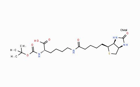 62062-43-5   Boc-Lys(biotinyl)-OH