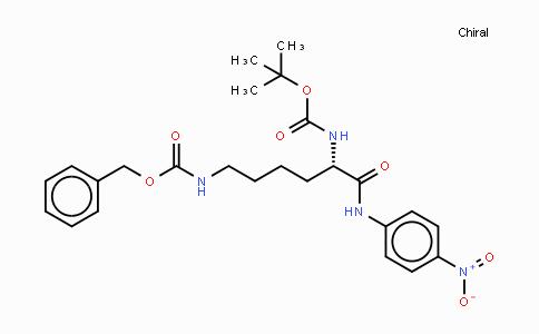 51078-31-0 | Boc-Lys(Z)-pNA