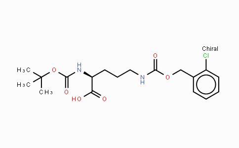 118554-00-0 | Boc-Orn(2-chloro-Z)-OH