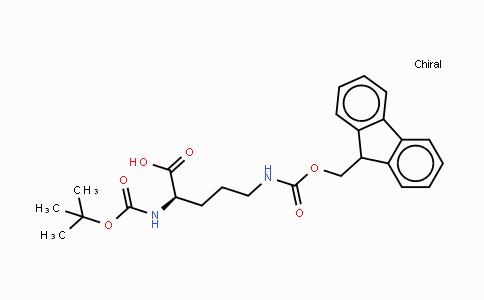 163336-15-0 | Boc-D-Orn(Fmoc)-OH