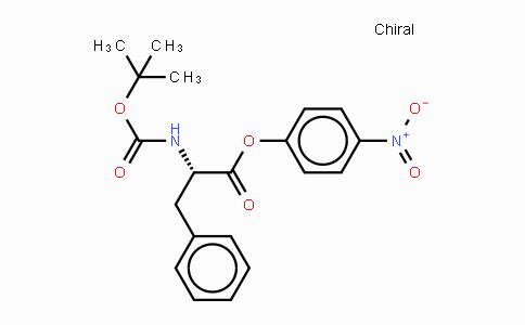 MC436665 | 7535-56-0 | BOC-L-苯胺-4-硝基苯酯
