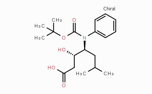 72155-48-7 | Boc-phenylstatine