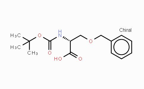 47173-80-8   O-苄基-N-(叔丁氧羰基)-D-丝氨酸