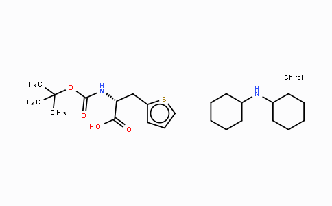 78452-59-2 | Boc-β-(2-thienyl)-D-Ala-OH DCHA