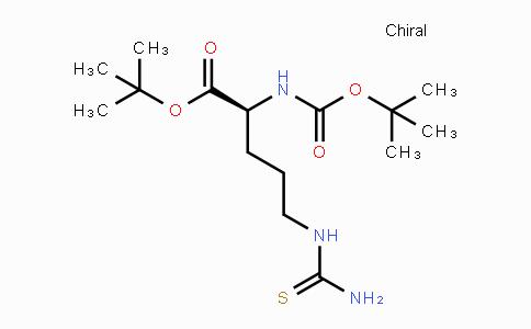 133565-49-8 | Boc-L-thiocitrulline-OtBu