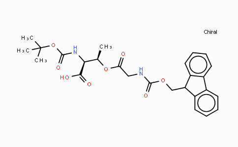 944283-25-4   Boc-Thr(Gly-Fmoc)-OH