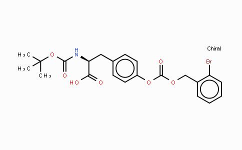47689-67-8 | Boc-Tyr(2-bromo-Z)-OH