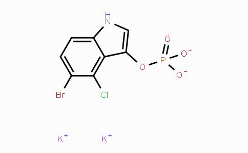 102185-49-9 | 5-Bromo-4-chloro-1H-indol-3-yl phosphate dipotassium salt