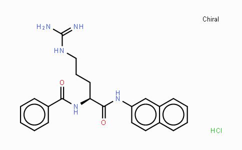 198555-19-0 | Bz-Arg-βNA HCl