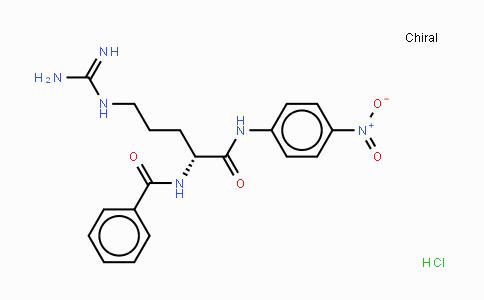 MC436806 | 21653-41-8 | Bz-D-Arg-pNA HCl