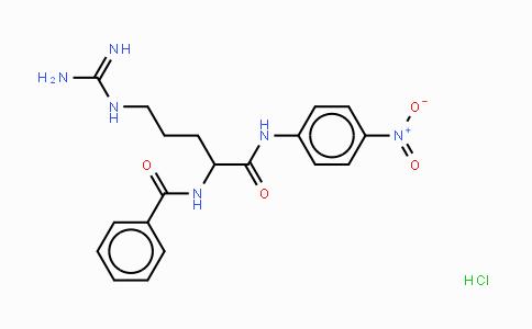911-77-3 | N-苯甲酰基-DL-精氨酰-4-硝基苯胺盐酸盐