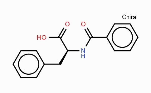 2566-22-5 | N-苯甲酰-L-苯基丙氨酸