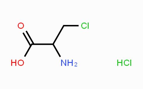 35401-46-8 | H-β-Chloro-DL-Ala-OH HCl
