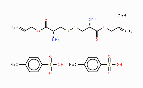 142601-71-6 | (H-Cys-allyl ester)₂ 2 p-tosylate